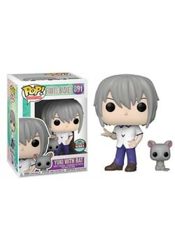 POP Animation Fruits Basket Yuki Sohma w Rat Figure