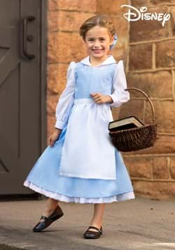 Toddler Beauty and the Beast Belle Blue Dress Costume-2