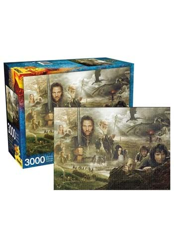 Lord of the Rings Saga 3000pc Puzzle