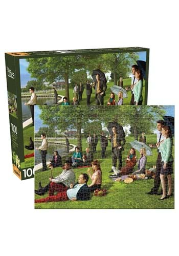 The Office- Sunday Afternoon 1000pc Puzzle