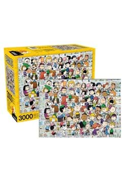 Peanuts Cast 3000pc Puzzle