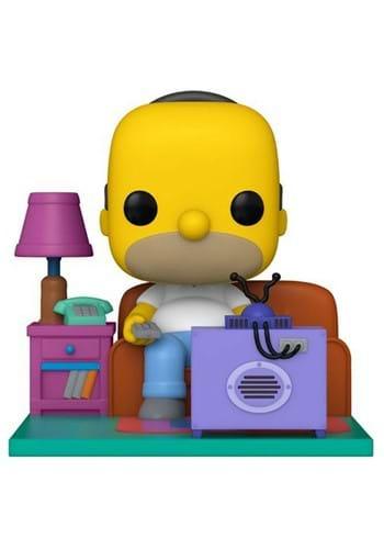 POP Deluxe: Simpsons- Homer Watching TV