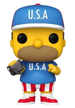POP Animation Simpsons USA Homer Figure