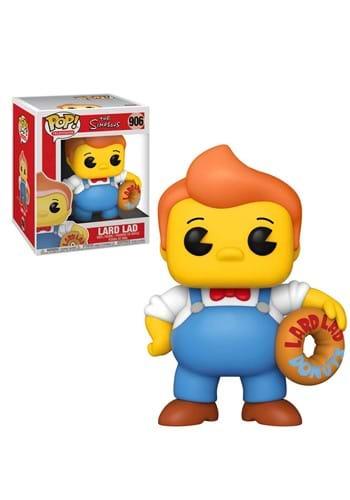 """POP Animation: Simpsons- 6"""" Lard Lad"""