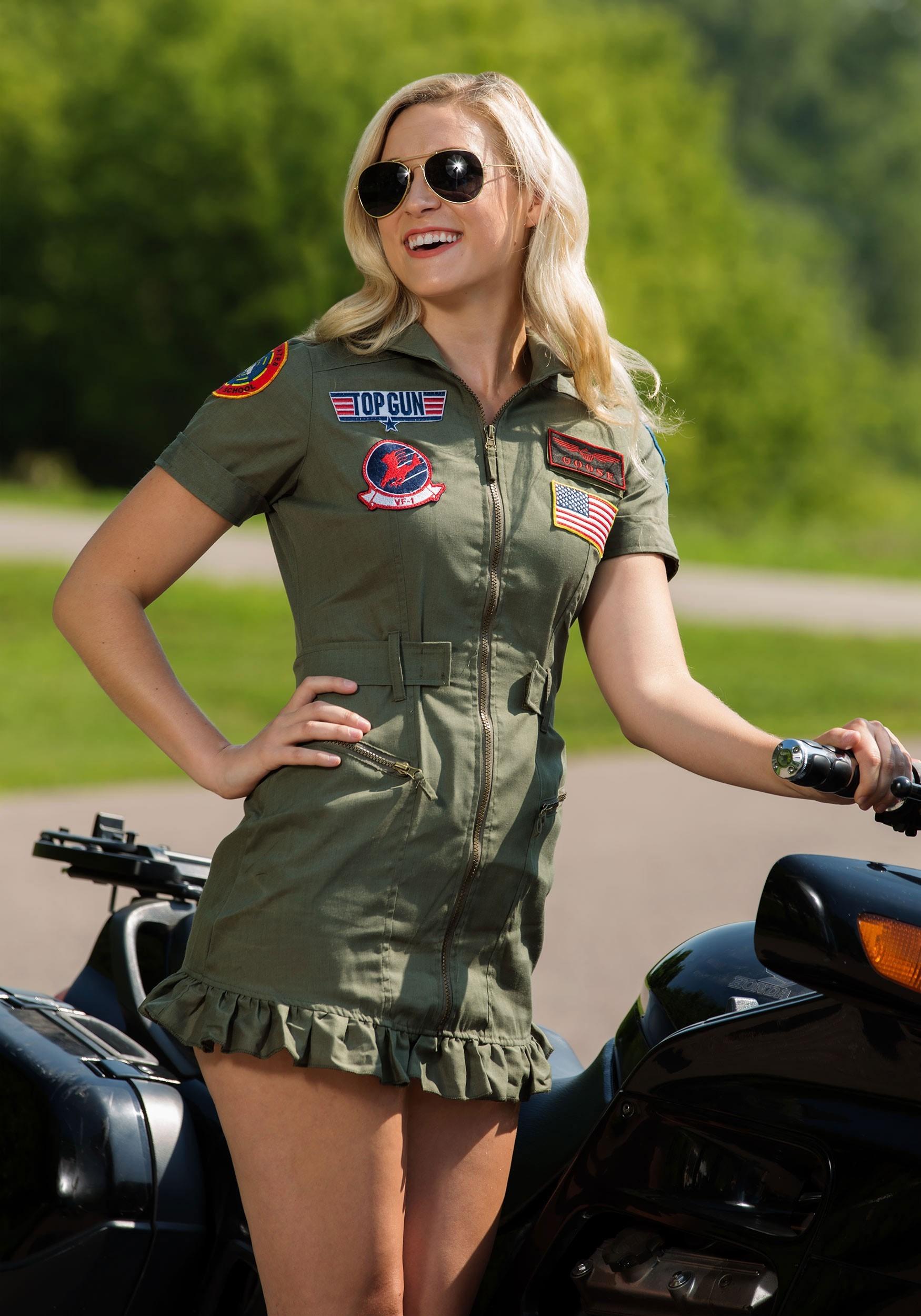 Nice Womenu0027s Top Gun Flight Dress1