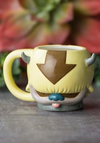 Avatar The Last Airbender Appa Sculpted Mug Main Update
