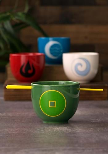 Avatar The Last Airbender Four Nations Ramen Bowl Upd