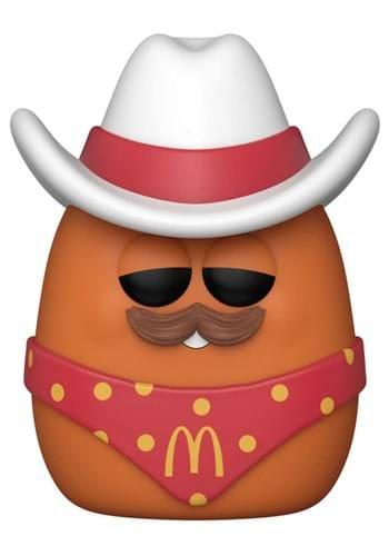 POP Ad Icons McDonalds Cowboy Nugget Figure