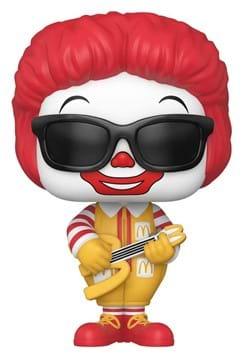 POP Ad Icons McDonalds Rock Out Ronald Figure
