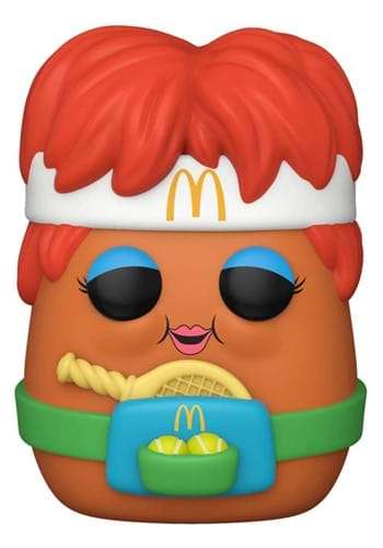 POP Ad Icons McDonalds Tennis Nugget Figure