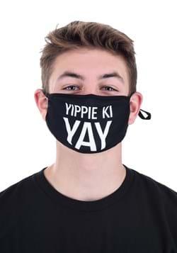 Diehard Yippi Ki Yay Face Mask