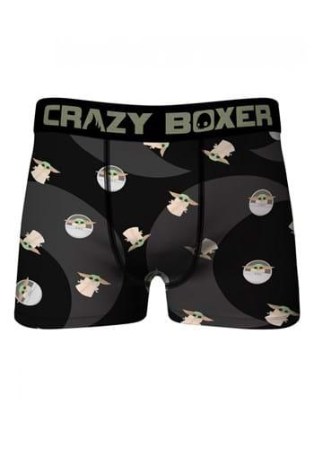 Crazy Boxers Baby Yoda Boxer Mens Briefs Main UPD 2