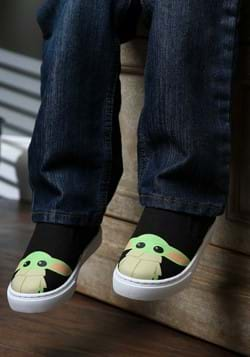 The Mandalorian The Child Slip On Shoes for Kids