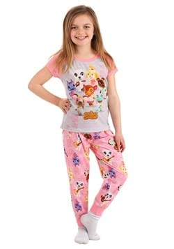 Girls' Animal Crossing Sleep Set