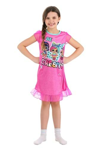 Girls LOL Surprise Be Cre8ive Nightgown-Update
