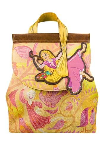 Danielle Nicole Rapunzel Painting Backpack
