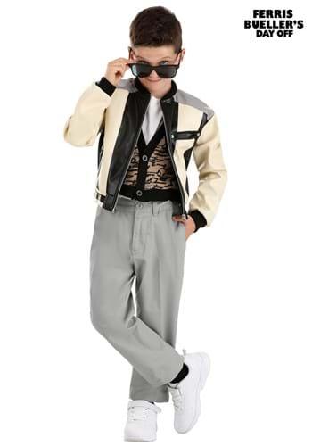 Ferris Bueller Child Costume