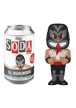Vinyl SODA Luchadores Venom Figure