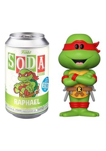 Funko Vinyl SODA Teenage Mutant Ninja Turtles Raphael