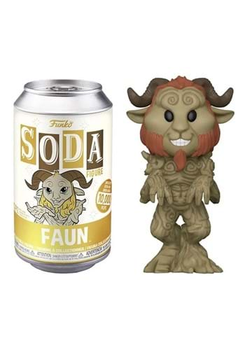 Funko Vinyl SODA Pans Labyrinth Faun