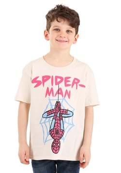Boys Spider-Man Sketch T-Shirt Update