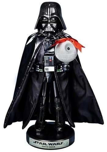 Darth Vader Nutracker w/ Death Star