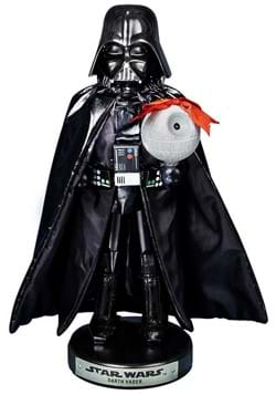 Darth Vader Nutracker w/ Death Star
