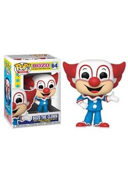 POP Icons Bozo the Clown Figure