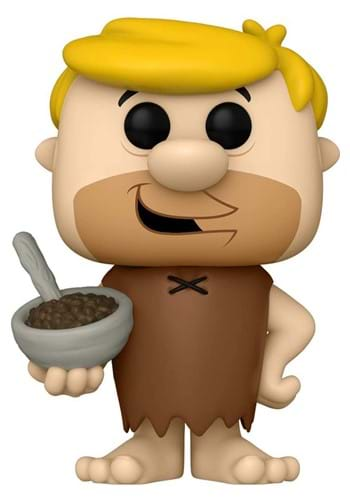 POP Ad Icons: Cocoa Pebbles- Barney w/Cereal