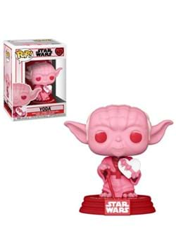 POP Star Wars: Valentines- Yoda w/Heart