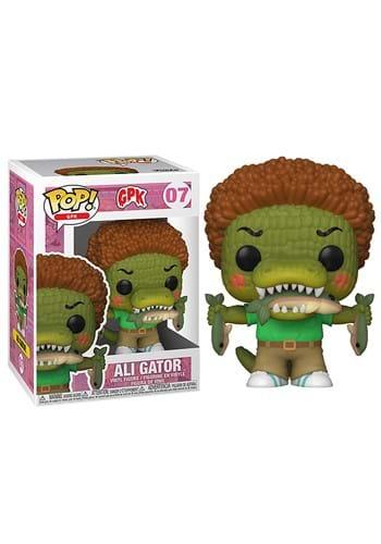 POP Garbage Pail Kids Ali Gator Figure