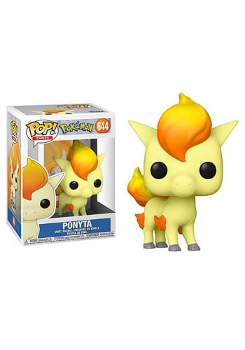 POP Games Pokemon Ponyta Figure