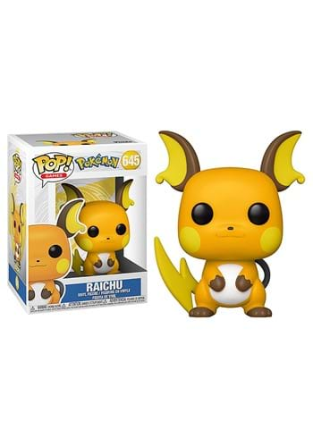 POP Games Pokemon Raichu Figure
