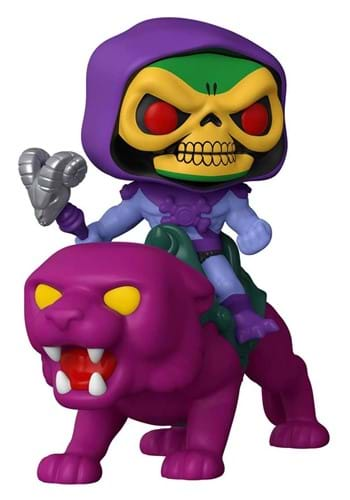 Funko POP Ride Masters of the Universe Skeletor on Panthor