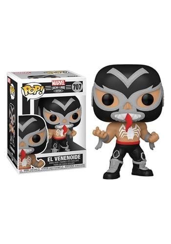 Funko Pop Marvel Luchadores Venom Figure