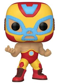 Funko POP Luchadores Marvel Iron Man