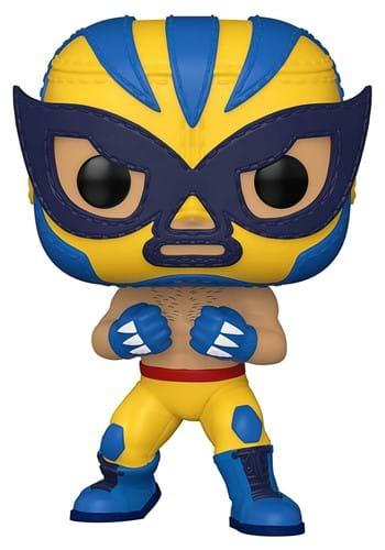 Wolverine Luchadores Funko POP