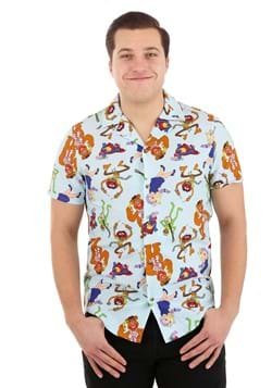 Adult The Muppets Camp Shirt