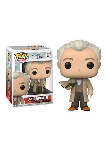 POP TV Good Omens Aziraphale with Book