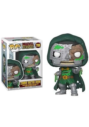 POP Marvel Marvel Zombies Dr Doom Figure