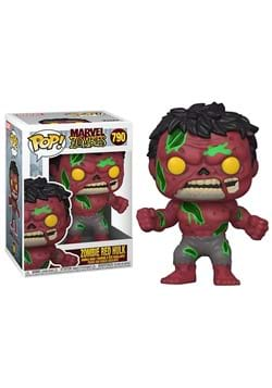 POP Marvel Marvel Zombies Red Hulk Figure