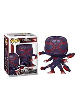 POP Games Spider Man Miles Morales Programmable Matter Suit