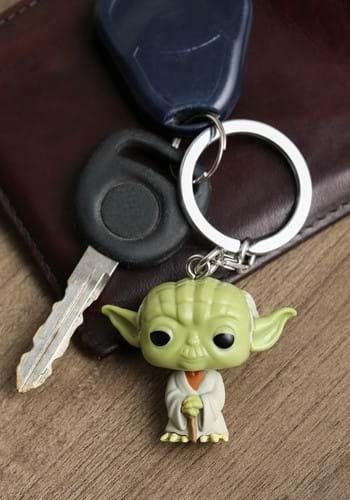POP Keychain Star Wars Classics Yoda Figure