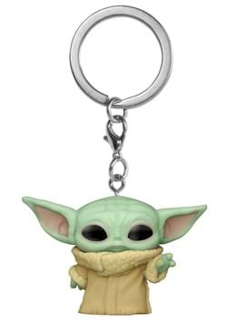 POP Keychain Star Wars The Mandalorian Grogu The Child