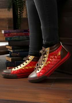 Harry Potter Quidditch Unisex Shoe-update
