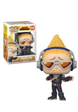 Funko POP Animation My Hero Academia Present Mic Figure