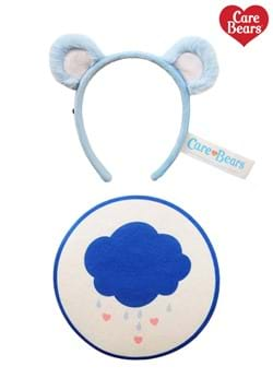 Care Bears Grumpy Bear Ears & Patch Kit