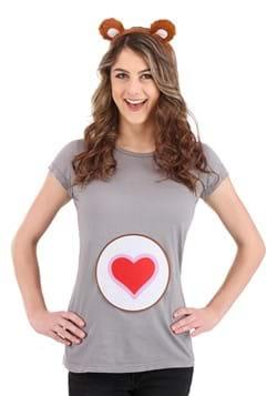 Care Bears Tenderheart Bear Ears and Patch Kit