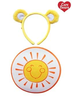Care Bears Funshine Bear Ears & Patch Kit