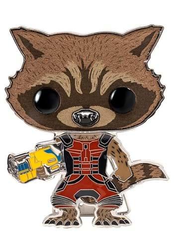 Funko Pop Pins Rocket Raccoon